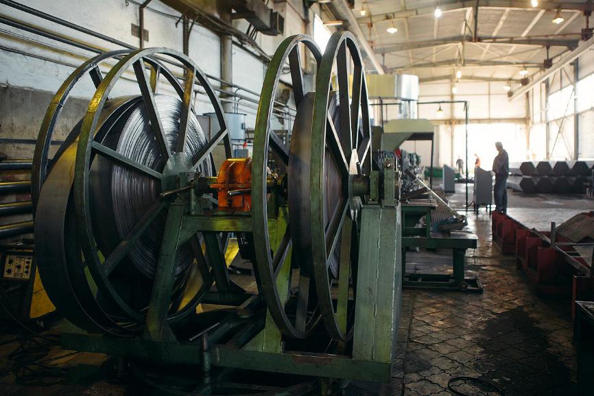 Фото производства для сайта компании мостострой инжиниринг