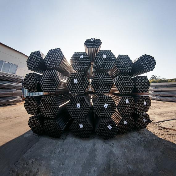 Фото производства стальные трубы