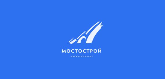 Логотип Мостострой Инжиниринг