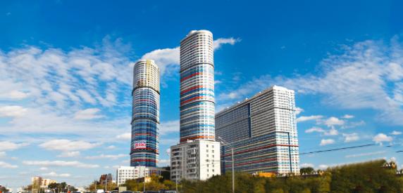 Профессиональное фото строительных объектов Москва
